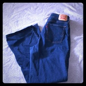 Levi's perfectly slimming jeans 14M